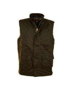 REAL WORKERS WAISTCOAT, OLIVE