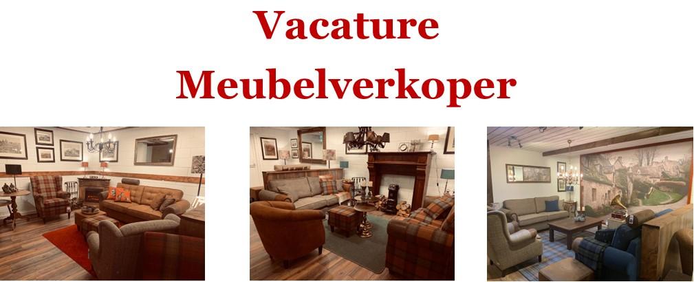 Vacature meubelverkoper in Ootmarsum